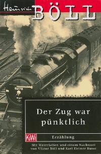 Cover Der Zug war pünktlich
