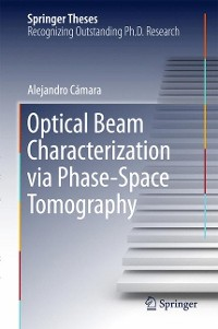 Cover Optical Beam Characterization via Phase-Space Tomography