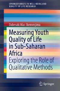 Cover Measuring Youth Quality of Life in Sub-Saharan Africa