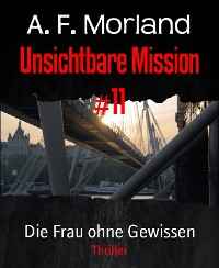 Cover Unsichtbare Mission #11