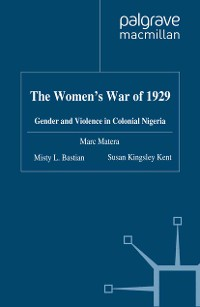 Cover The Women's War of 1929
