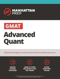 Cover GMAT Advanced Quant
