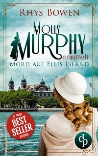 Cover Mord auf Ellis Island