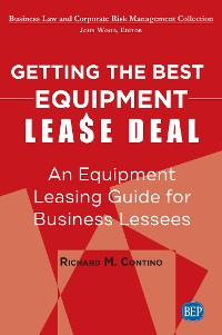 Cover Getting the Best Equipment Lease Deal