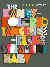 Cover The Kandy-Kolored Tangerine-Flake Streamline Baby