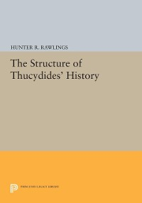 Cover The Structure of Thucydides' History