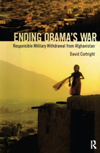 Cover Ending Obama's War
