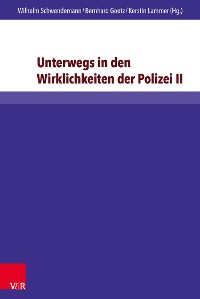 Cover Unterwegs in den Wirklichkeiten der Polizei II