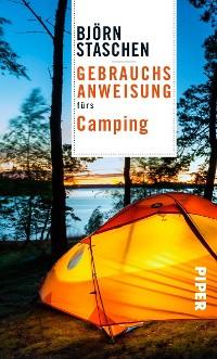 Cover Gebrauchsanweisung fürs Camping