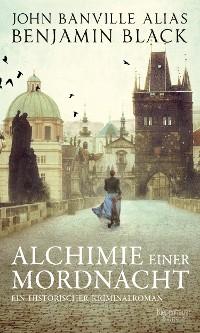 Cover Alchimie einer Mordnacht