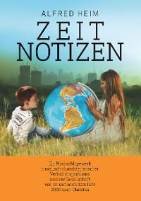 Cover Zeitnotizen