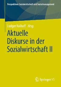 Cover Aktuelle Diskurse in der Sozialwirtschaft II