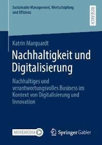 Cover Nachhaltigkeit und Digitalisierung