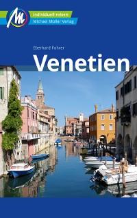 Cover Venetien Reiseführer Michael Müller Verlag