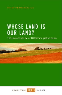 Cover Whose Land Is Our Land?