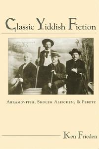 Cover Classic Yiddish Fiction