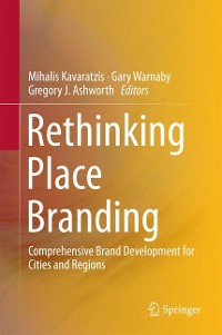 Cover Rethinking Place Branding