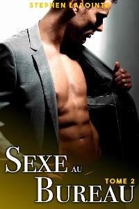 Cover Sexe au Bureau - Tome 2
