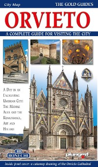 Cover Orvieto Complete Guide - English Edition
