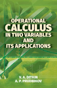 Cover Operational Calculus in Two Variables and Its Applications