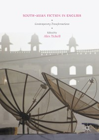 Cover South-Asian Fiction in English