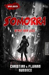 Cover Somorra - Stadt der Lüge: Ein Fantasy-Spielbuch