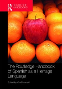 Cover Routledge Handbook of Spanish as a Heritage Language
