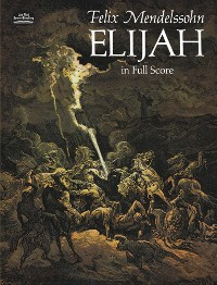 Cover Elijah in Full Score