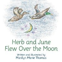 Cover Herb and June Flew over the Moon