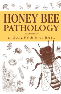 Cover Honey Bee Pathology