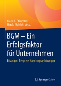 Cover BGM – Ein Erfolgsfaktor für Unternehmen
