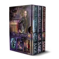 Cover AetherBorn Box Set, Books 1-3