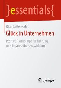 Cover Glück in Unternehmen