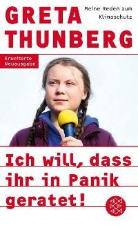 Cover Ich will, dass ihr in Panik geratet!