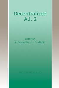 Cover Decentralized A.I., 2