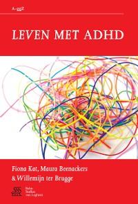 Cover Leven met ADHD