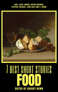 Cover 7 best short stories - Food