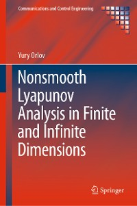 Cover Nonsmooth Lyapunov Analysis in Finite and Infinite Dimensions