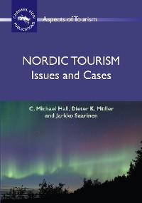 Cover Nordic Tourism