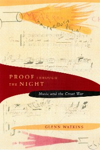 Cover Proof through the Night