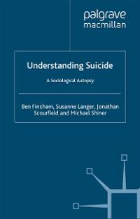 Cover Understanding Suicide