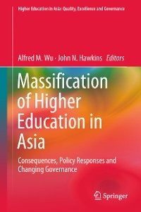 Cover Massification of Higher Education in Asia