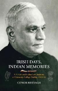 Cover Irish Days, Indian Memories