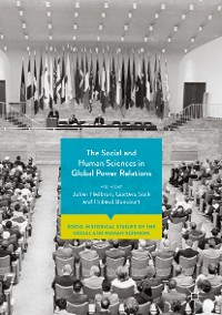 Cover The Social and Human Sciences in Global Power Relations