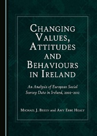 Cover Changing Values, Attitudes and Behaviours in Ireland