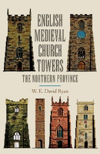 Cover English Medieval Church Towers