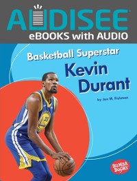 Cover Basketball Superstar Kevin Durant
