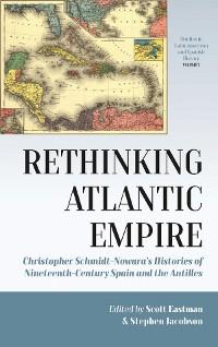 Cover Rethinking Atlantic Empire