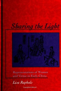 Cover Sharing the Light