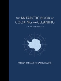 Cover Antarctic Book of Cooking and Cleaning